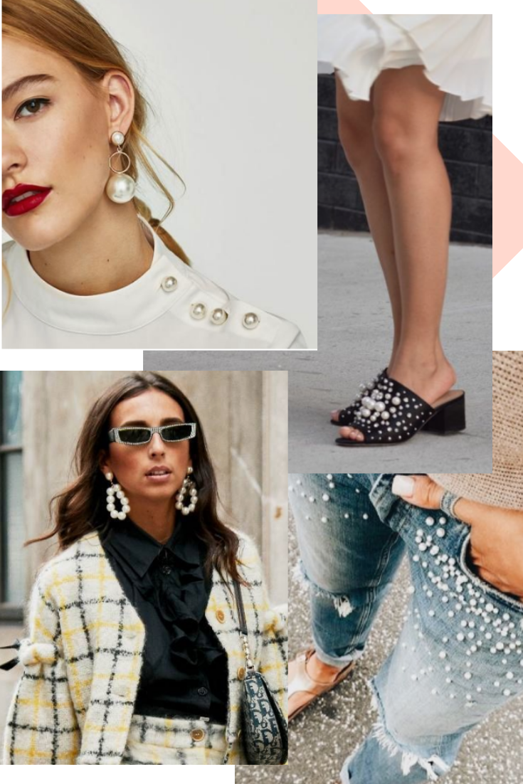 pearls spring/summer 2019 trends