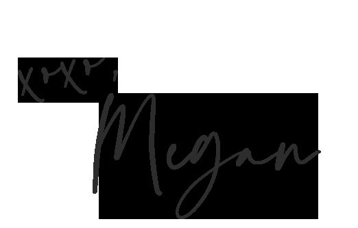 Megan sign